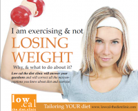 I am exercising and not losing weight, why, & what to do about it?